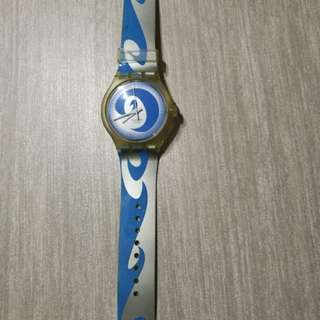 SWATCH Watch (Free Battery Replacent)