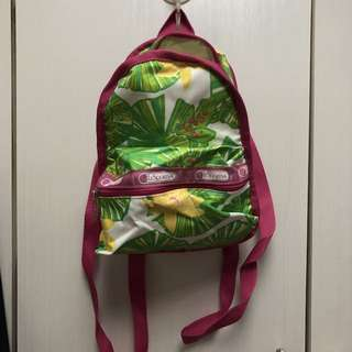 Lesporsac girl's backpack