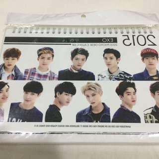 EXO Calendar