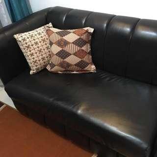 Sofa 2-seater (bukan sofabed)
