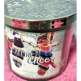 Scented Candle from Bath & Body Works