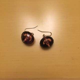 [Brand New] Purple Earrings