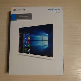 As new Windows 10 Home with receipt
