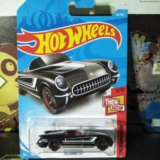 Hotwheels Chevorlet 55' Corvette