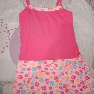 Dress ( hot pink)