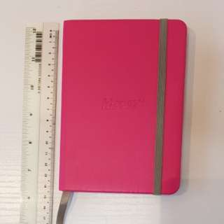 Pink Note Book