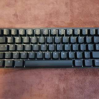 POKER 3 RGB keyboard (brown switch)