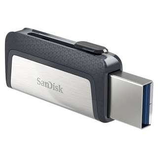 全新 SanDisk Ultra Dual Drive USB Type-C (32GB)