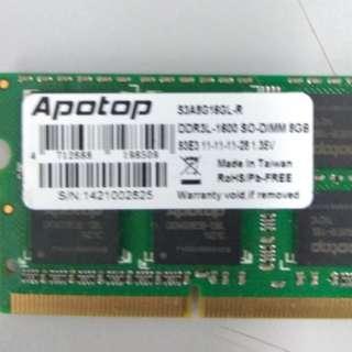 DDR3 8GB NBK