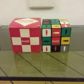 可口可樂 Coca Cola 扭計骰