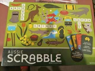 Aussie version scrabble