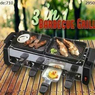 3 in 1 BBQ Grill
