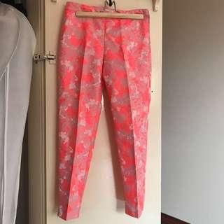 Wayne Cooper pink pants 8