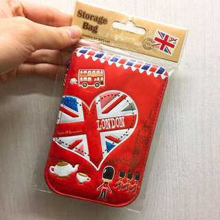 🇬🇧可 愛 英 倫 手 機 套💂🏻♂️ LONDON Phone Case