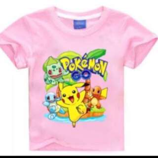 Instock Pink/blue Pokemon TOP Brand New Size Available For Pink-100/110cm For Blue-110cm/120cm