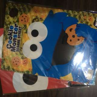 Original Elmo and Cookies Monster File Holder