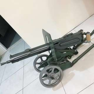 馬克沁機槍Maxim gun