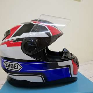 SHOEI BB racing motorcycle Full Face helmets with visors