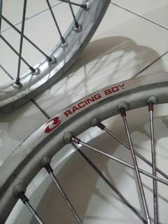 Rim Alloy Racing Boy 125z/zr