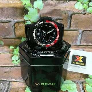X Gear Original Hongkong