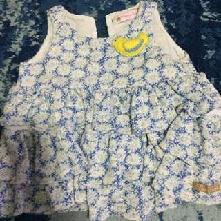 Baby dress/blouse