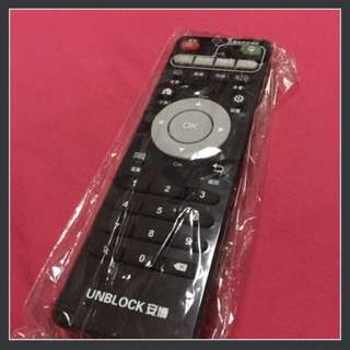 [UNBLOCK TECH] - AUTHENTIC UBOX ORIGINAL REMOTE!!