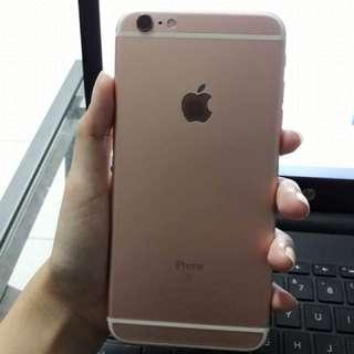 IPHONE 6S PLUS 128 GB ROSEGOLD