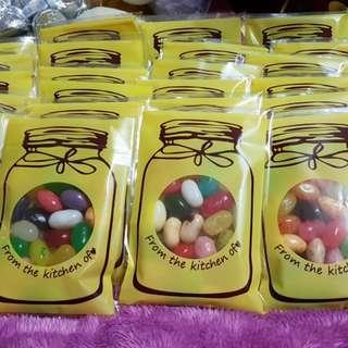 雷根糖 綜合款10包以上每包22元  黃色糖果罐包裝袋