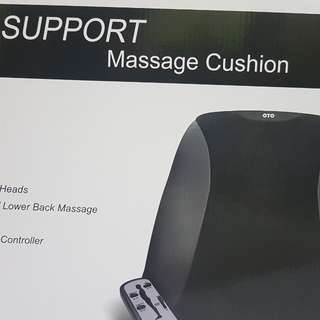 *Brand New* OTO Spinal Support Massage Cushion
