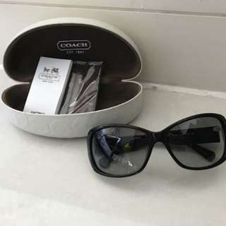 Coach Sunglasses Taryn Black