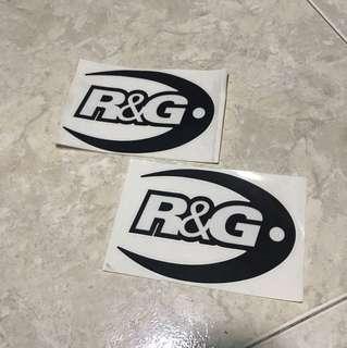 R&G Sticker