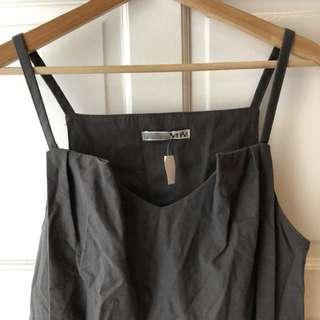 BNWT Pinafore blouse