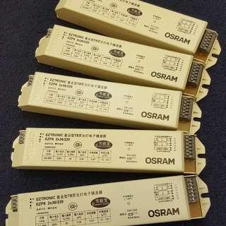 Osram Electronic Ballast 2 x 36W