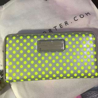 marc by marc jacobs 長銀包