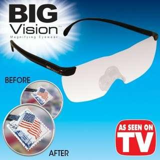 Kacamata zoom big vision