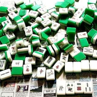 Used Mahjong Set (Short of 1 Tile)