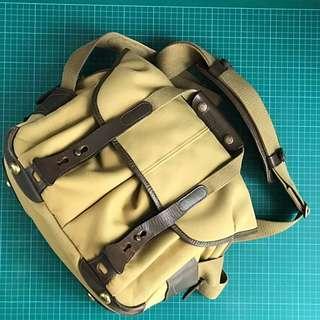 Billingham 207 - Khaki Fibrenyte Camera Bag