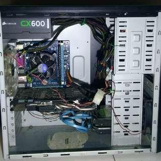 PC Desktop Core i5 Motherboard Gigabyte Vga Asus GTX 660 TI LED Samsung