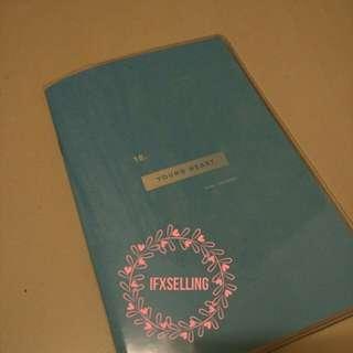 Bae Jinyoung Mini Diary