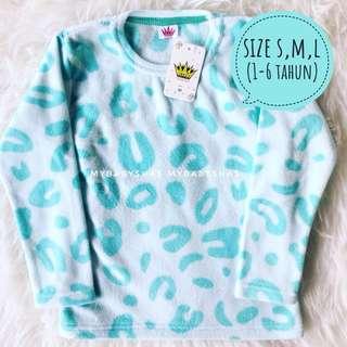 Sweater Anak Full Print