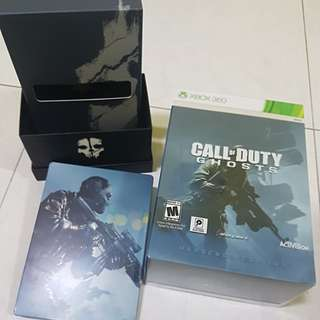 Call of Duty Ghosts - Hardened Edition