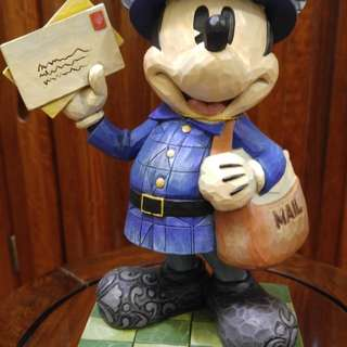 Mickey Mouse Postman