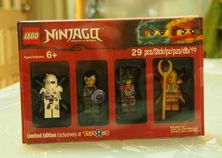 全新 Lego 5004938 Toysrus 反斗城 Ninjago 忍者 限定版 樂高 人仔