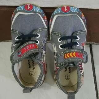 Sepatu anak babybubble