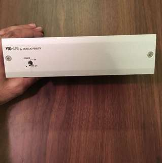 Musical Fidelity V90-LPS phono MM/MC preamplifier