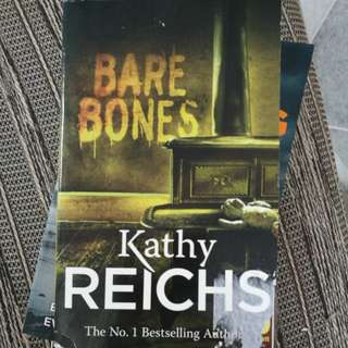 Novel by Kathy Reichs
