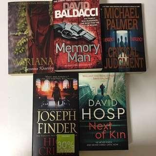 Novels / storybooks