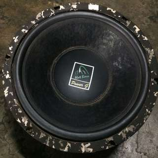Power G Subwoofer