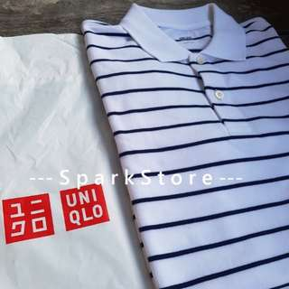 Uniqlo Kaos Polo Shirt Dry Pique