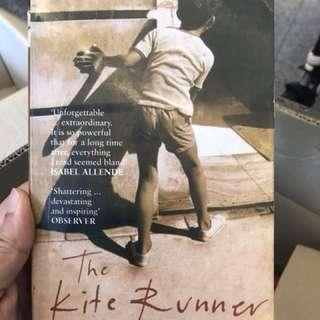 The kite runner- Khaled hosseini
